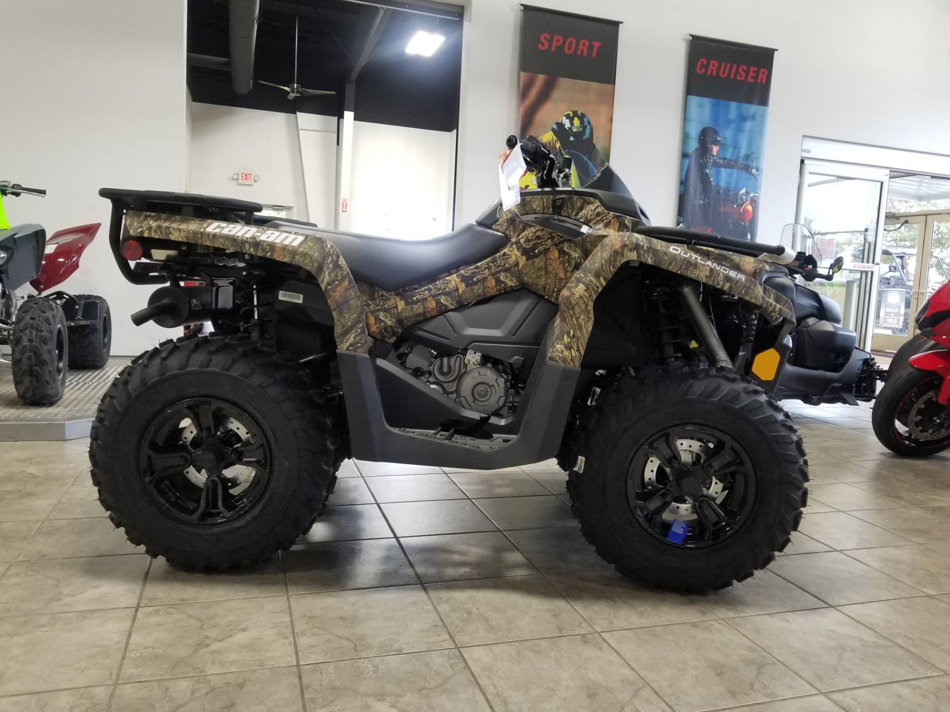 2018 Can-Am Outlander DPS 450 in Olive Branch, Mississippi - Photo 1