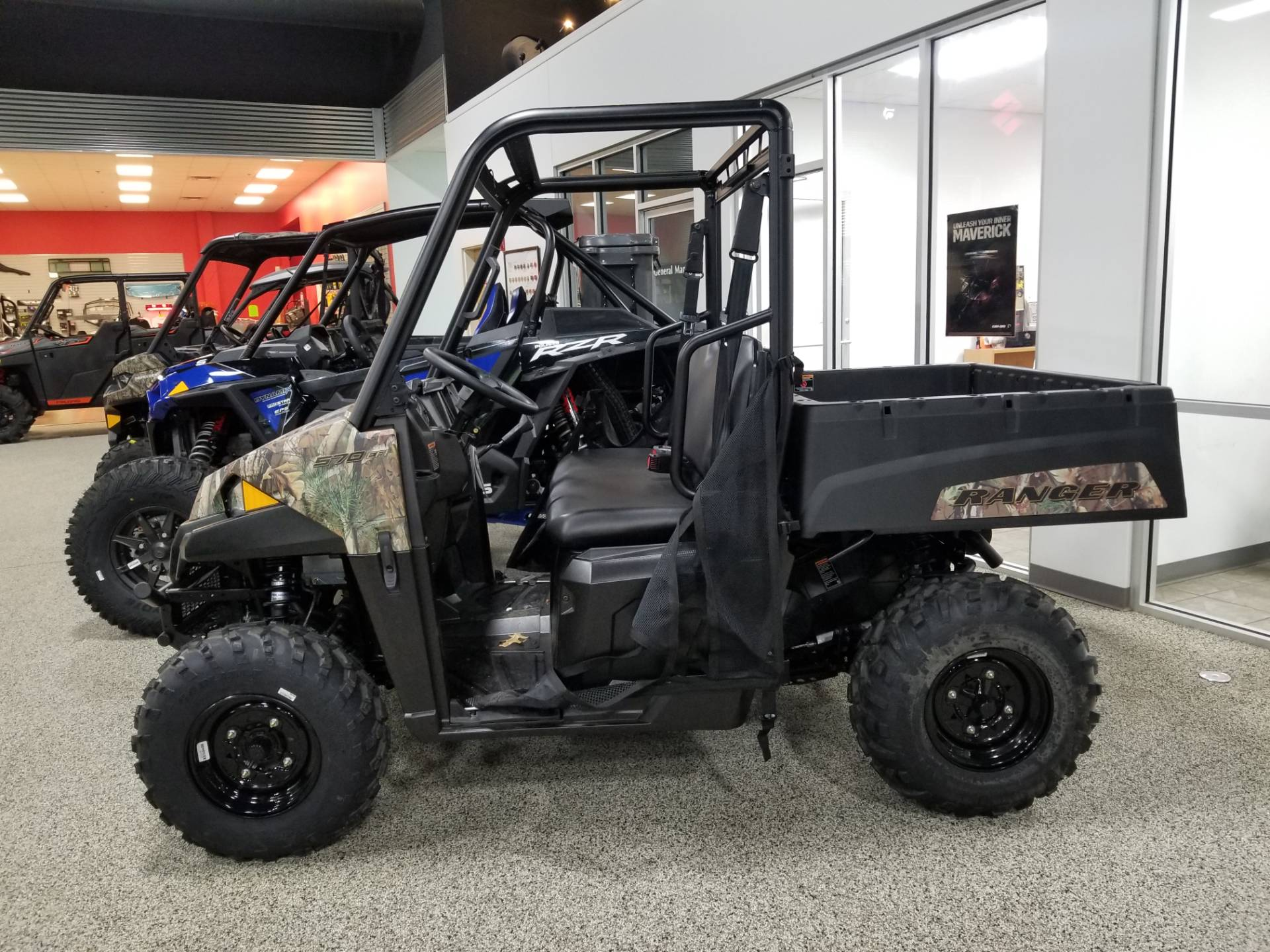 2020 Polaris Ranger 570 in Olive Branch, Mississippi - Photo 1