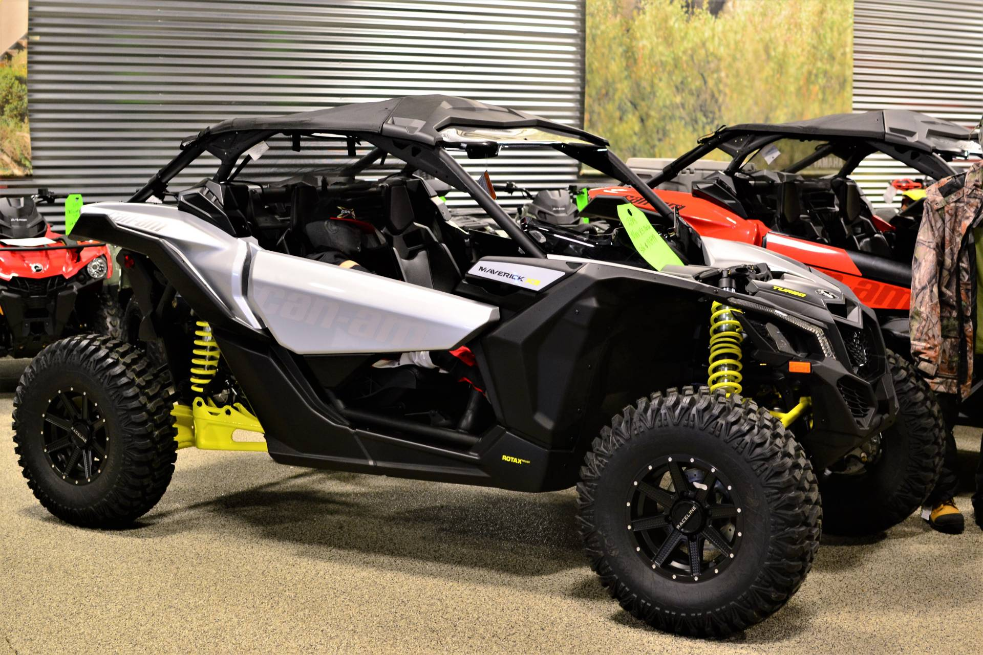 2018 Can-Am Maverick X3 Turbo in Olive Branch, Mississippi