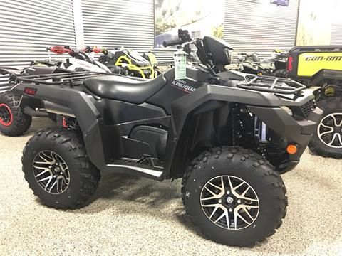 2019 Suzuki KingQuad 750AXi Power Steering SE+ in Olive Branch, Mississippi