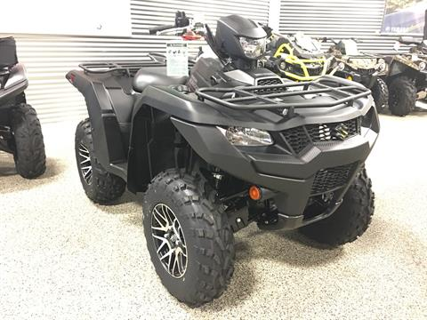 2019 Suzuki KingQuad 750AXi Power Steering SE+ in Olive Branch, Mississippi - Photo 2