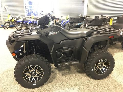 2019 Suzuki KingQuad 750AXi Power Steering SE+ in Olive Branch, Mississippi - Photo 3