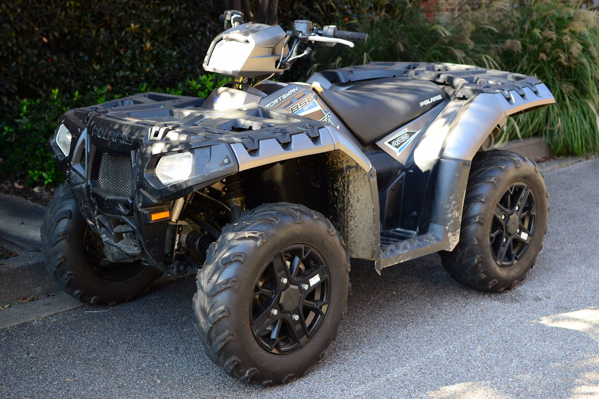 2016 Polaris Sportsman 850 SP in Olive Branch, Mississippi