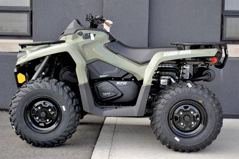 2019 Can-Am Outlander DPS 570 in Olive Branch, Mississippi - Photo 1