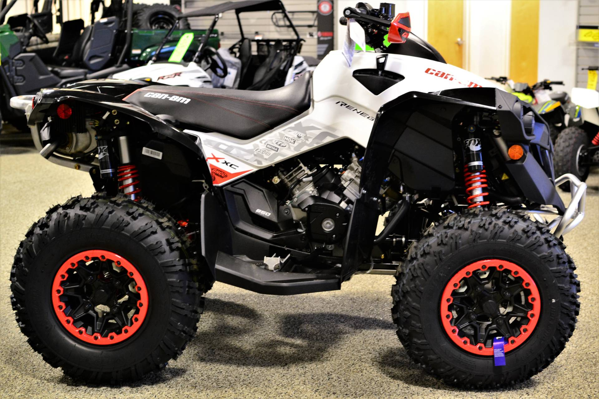 2018 Can-Am Renegade X xc 850 in Olive Branch, Mississippi