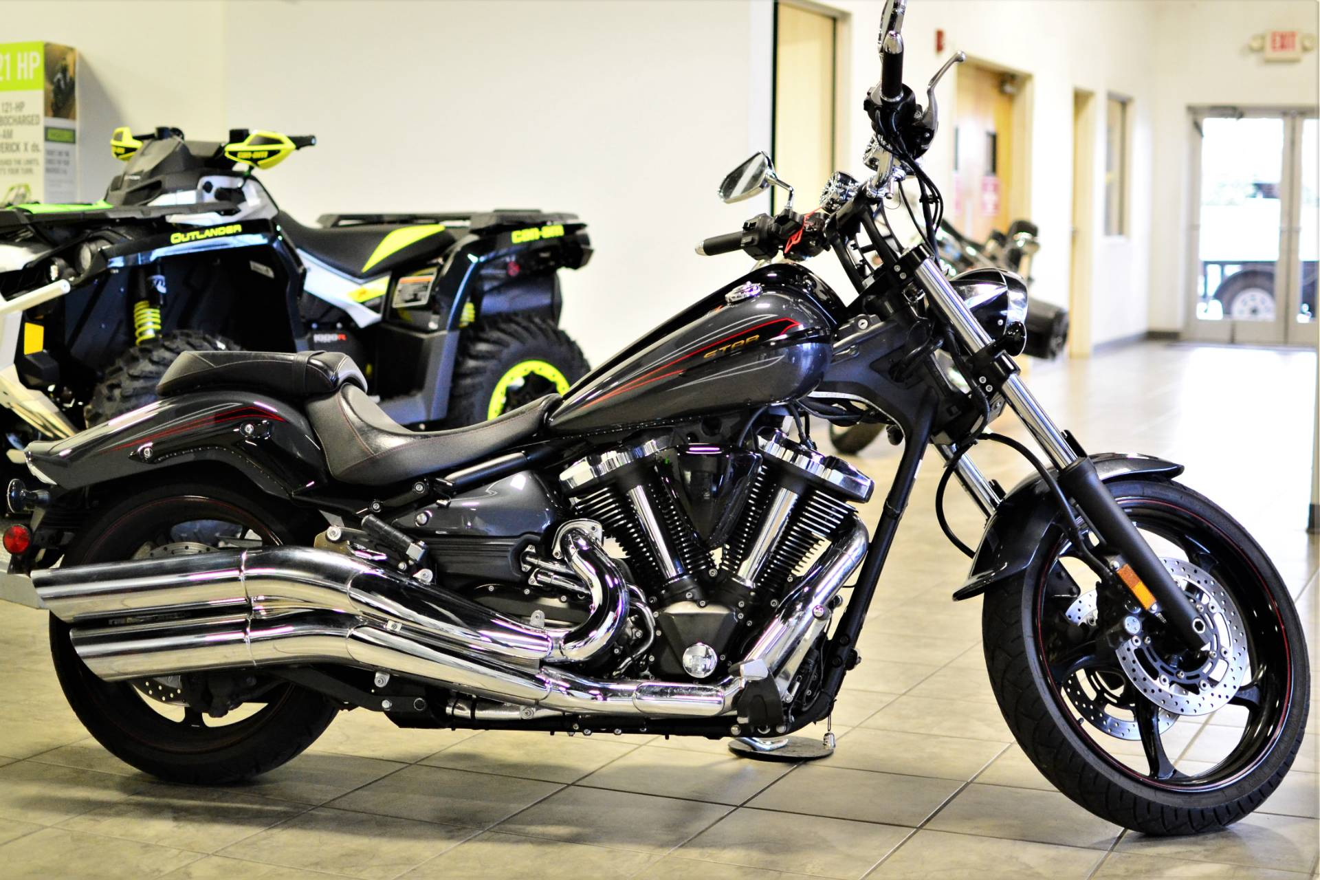2015 Yamaha Raider in Olive Branch, Mississippi