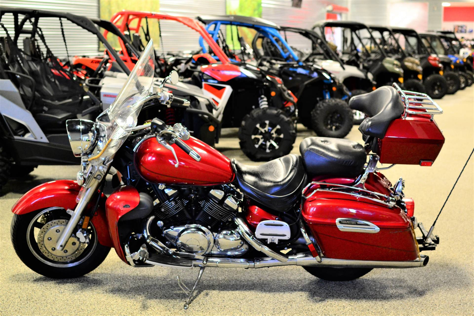 2009 Yamaha Royal Star Tour Deluxe in Olive Branch, Mississippi