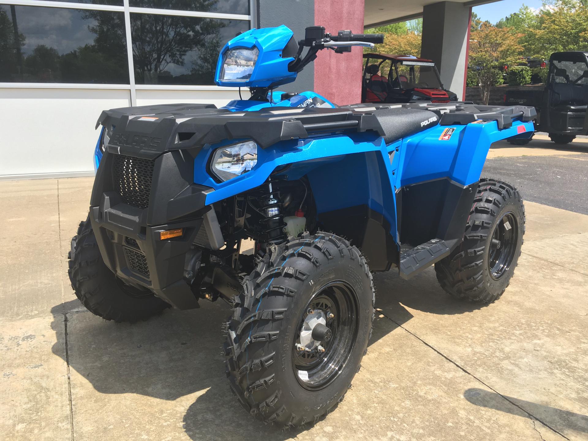 2018 Polaris Sportsman 450 H.O. in Olive Branch, Mississippi