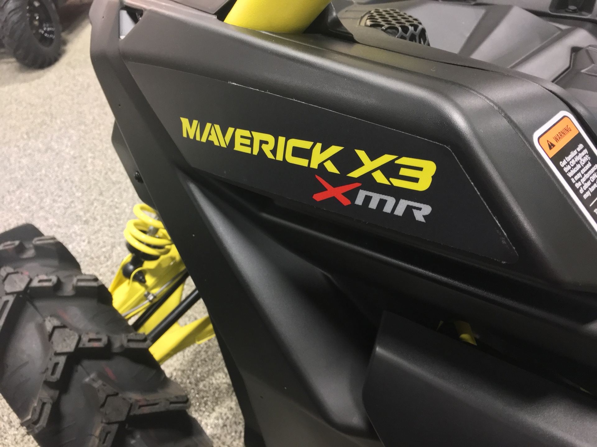 2018 Can-Am Maverick X3 X MR Turbo R in Olive Branch, Mississippi