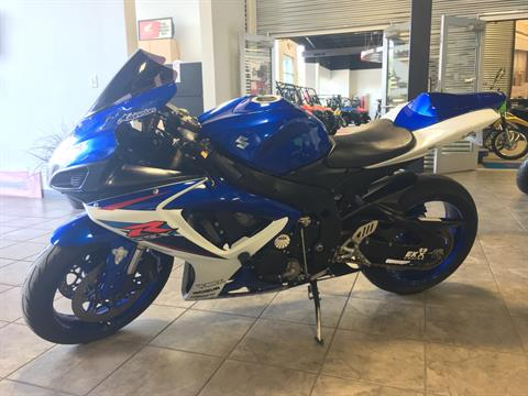 2007 Suzuki GSX-R600™ in Olive Branch, Mississippi - Photo 3