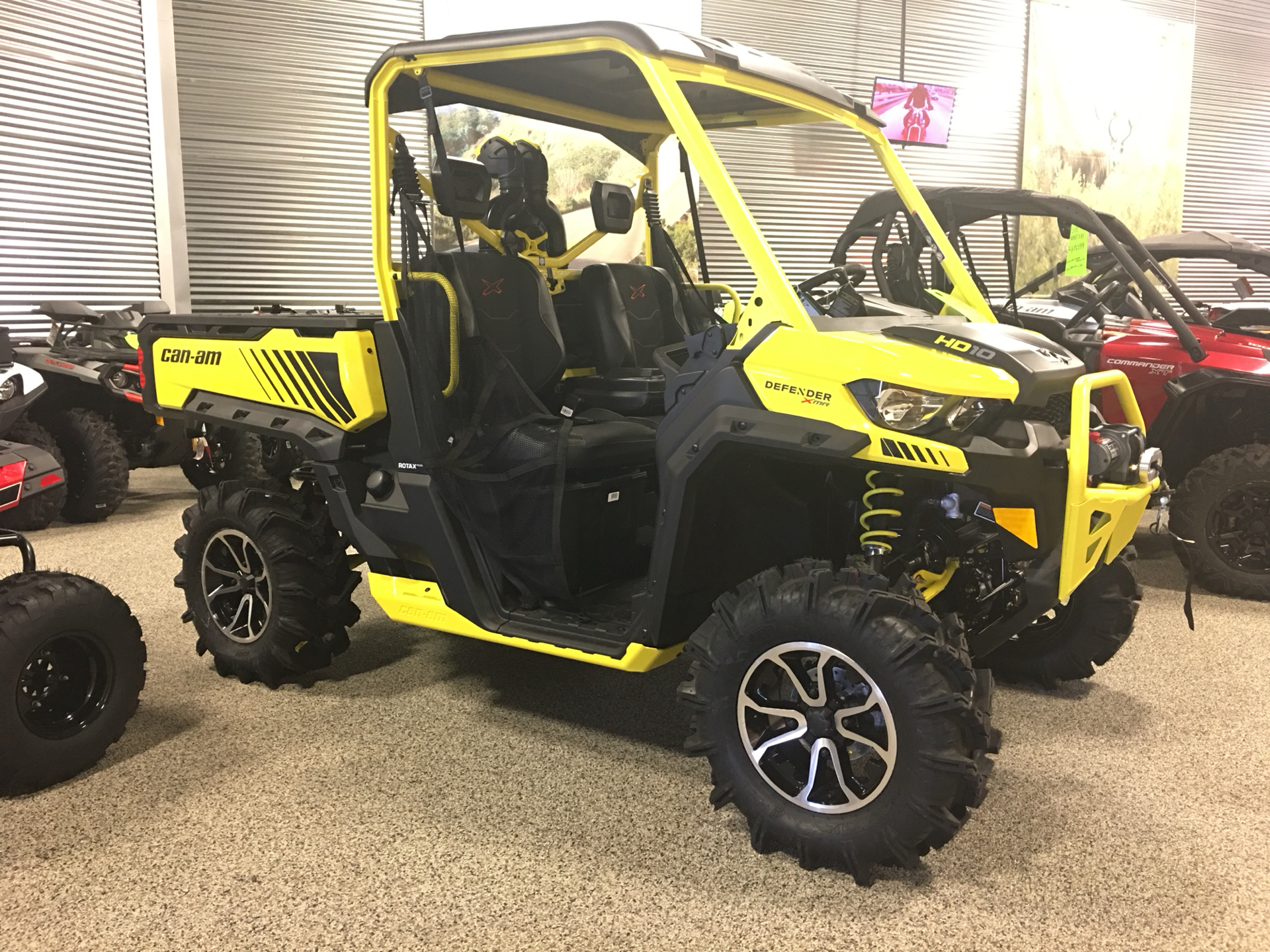 2018 Can-Am Defender X mr HD10 in Olive Branch, Mississippi