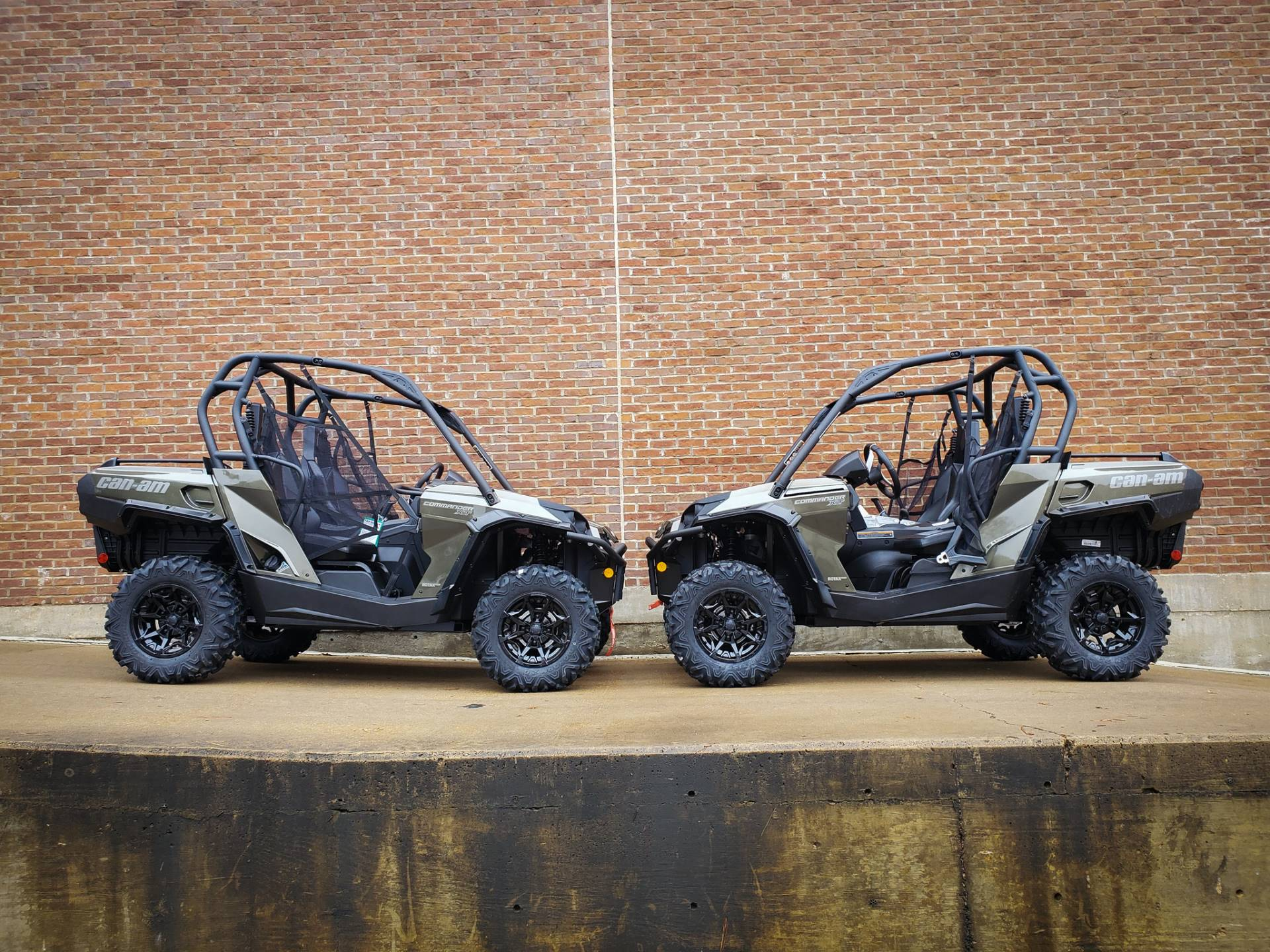 2020 Can-Am Commander XT 1000R in Olive Branch, Mississippi - Photo 1