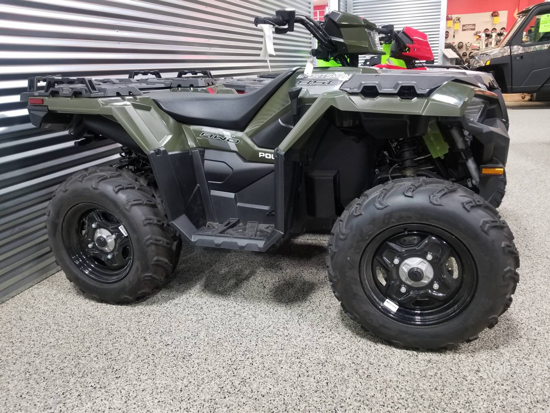 2019 Polaris Sportsman 850 in Olive Branch, Mississippi - Photo 1