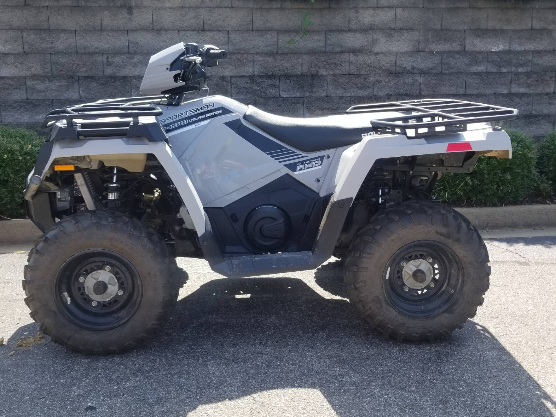 2018 Polaris Sportsman 450 H.O. Utility Edition in Olive Branch, Mississippi - Photo 1