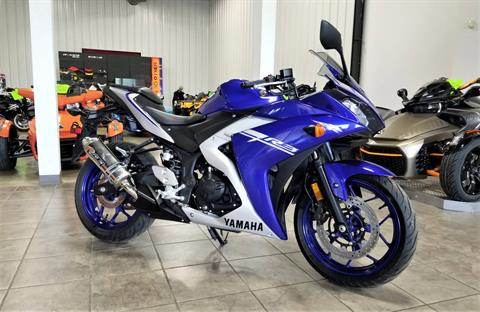 2017 Yamaha YZF-R3 in Olive Branch, Mississippi - Photo 2