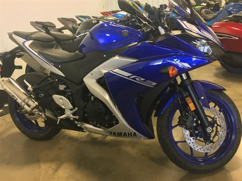 2017 Yamaha YZF-R3 in Olive Branch, Mississippi