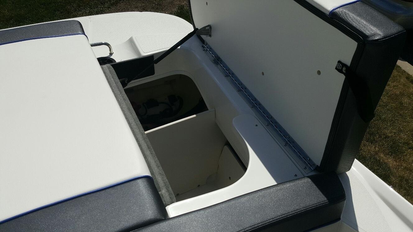 2014 Sea Ray 205 in Round Lake, Illinois