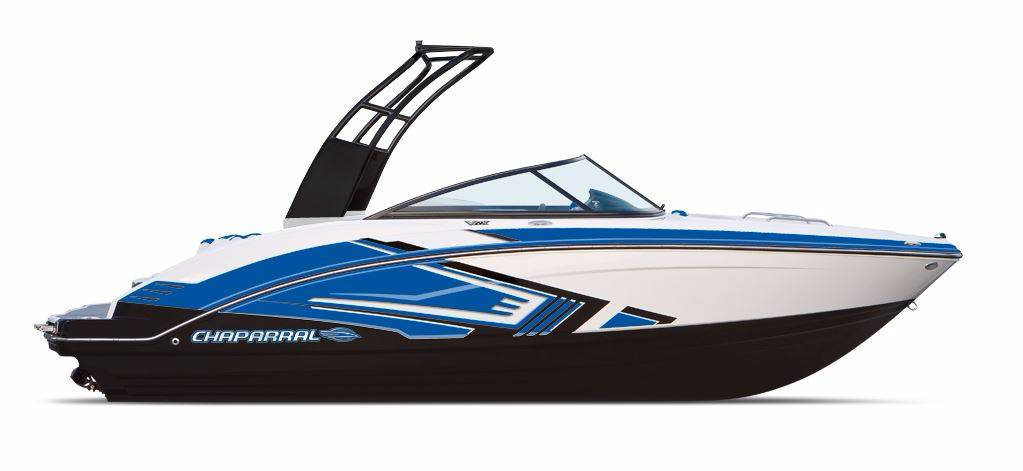 2017 Chaparral 203 Vortex VRX in Round Lake, Illinois