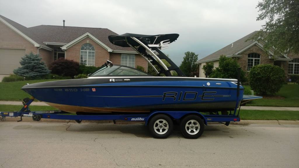 2010 Malibu 21 vRide in Round Lake, Illinois
