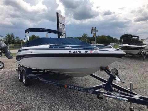 2004 Crownline 202 BR in Round Lake, Illinois