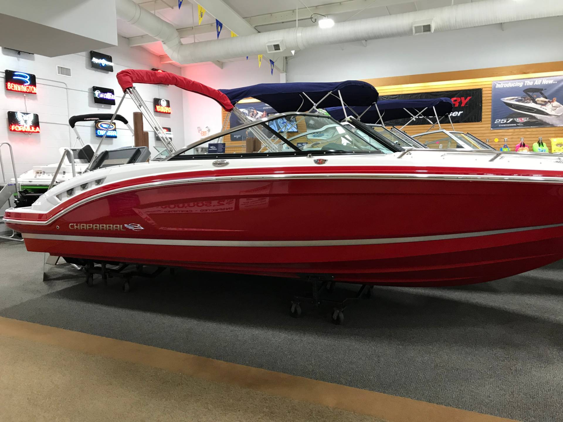 2018 Chaparral 227 SSX in Round Lake, Illinois