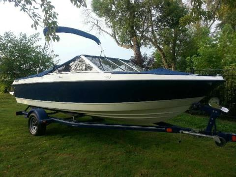 2006 Bayliner 195 Classic in Round Lake, Illinois