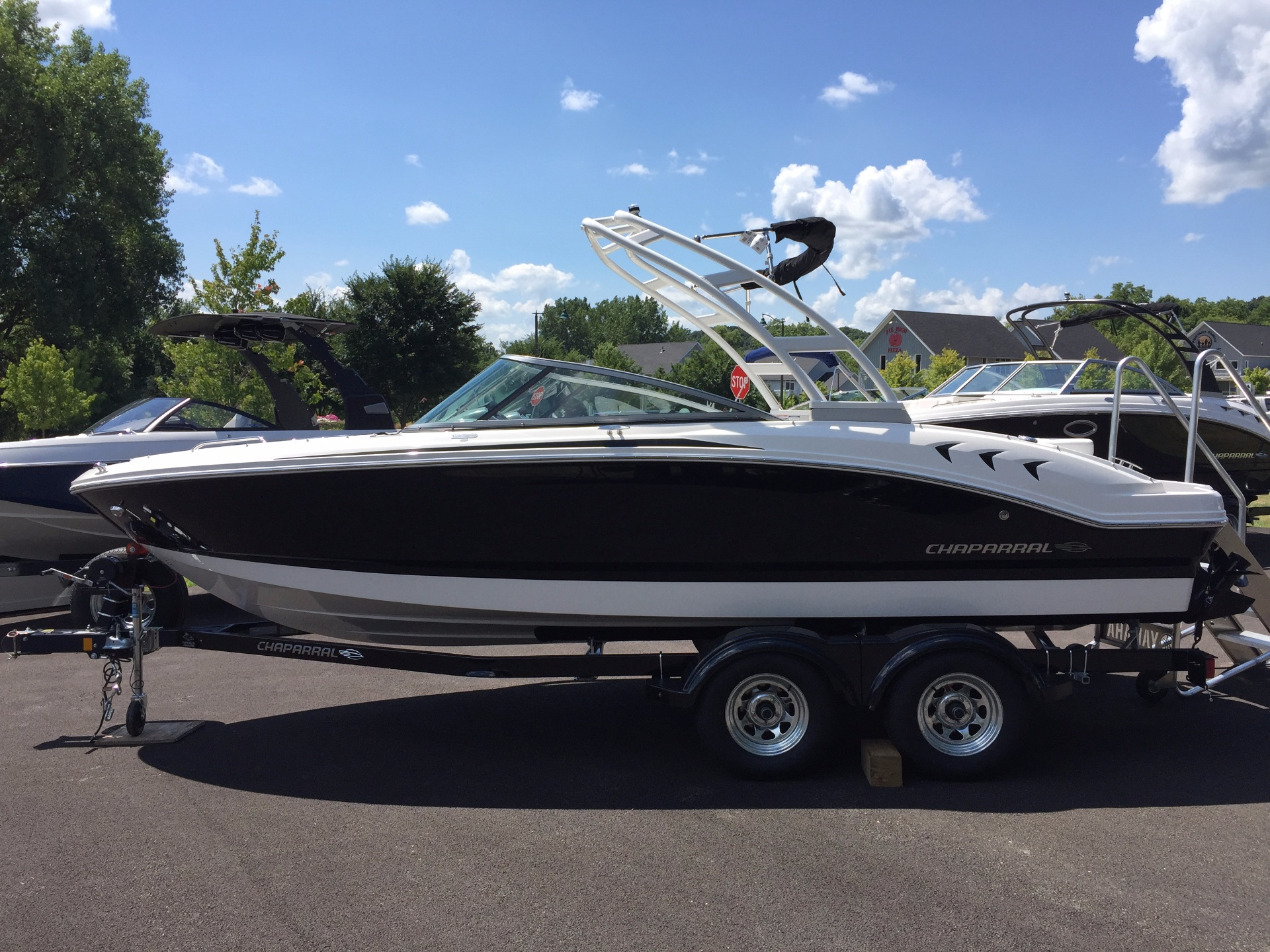 2017 Chaparral H20 21 Sport in Round Lake, Illinois