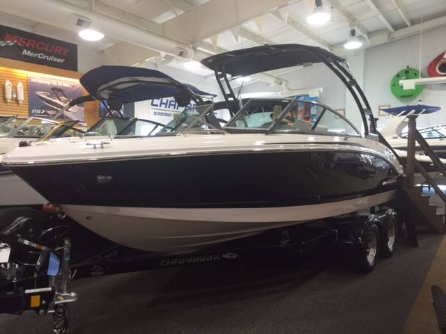 2017 Chaparral 21 H20 in Round Lake, Illinois