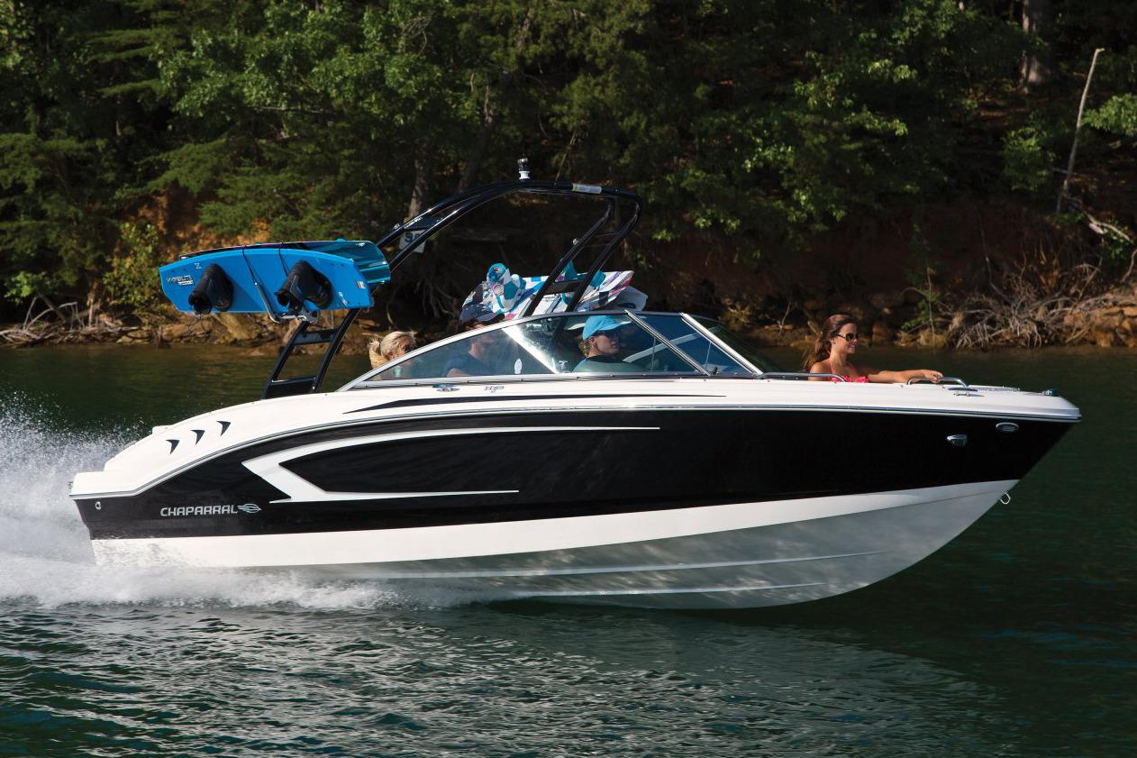 2018 Chaparral 21 H2O Sport in Round Lake, Illinois