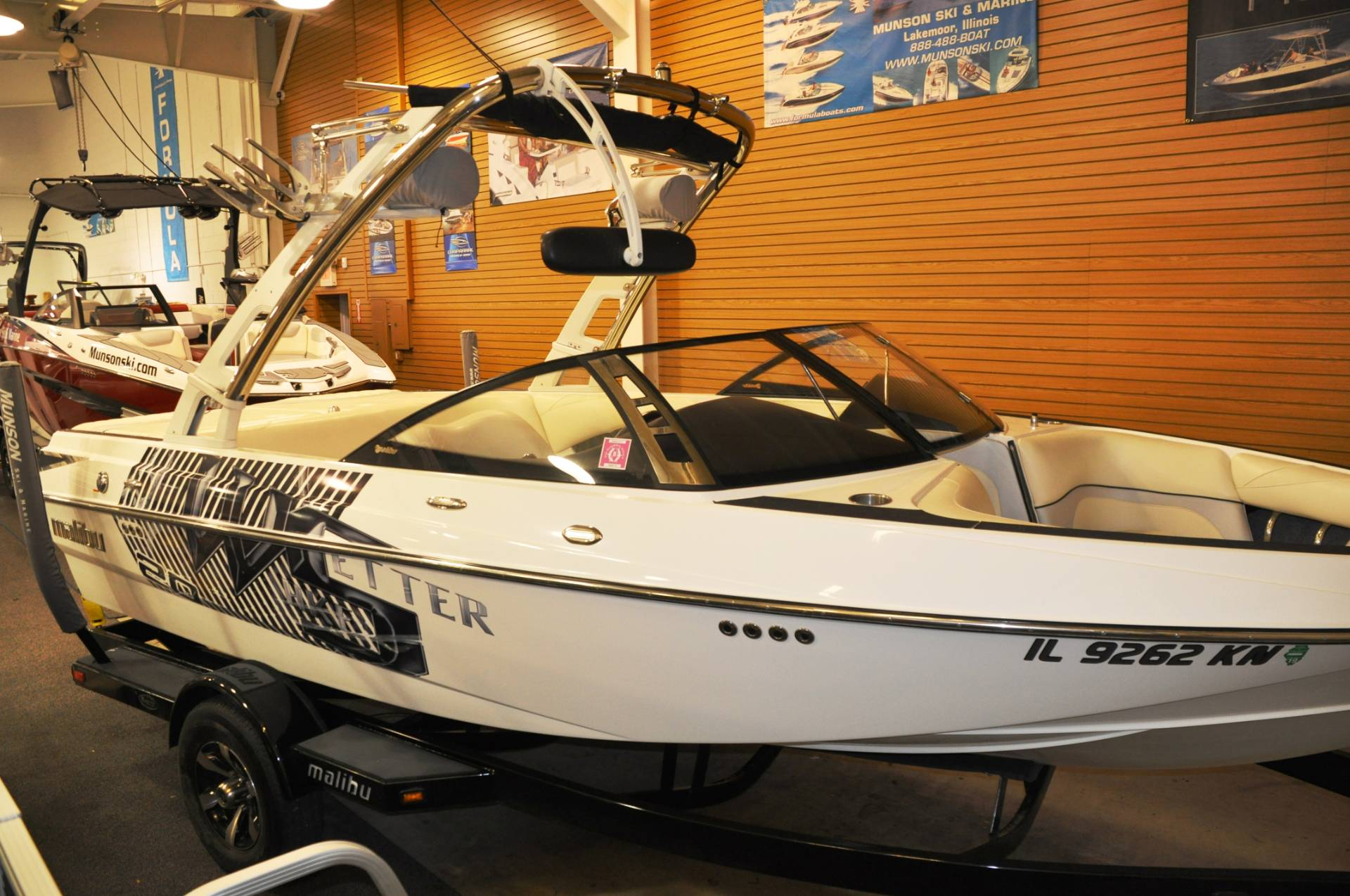 2012 Malibu Wakesetter VTX in Round Lake, Illinois