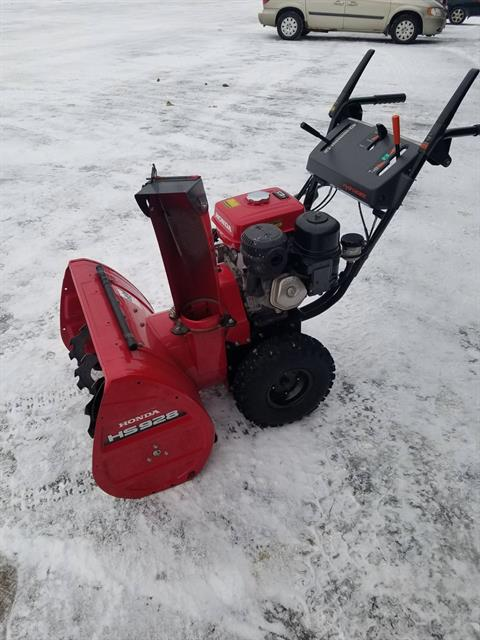 2006 Honda Power Equipment HS928WAS in Rhinelander, Wisconsin
