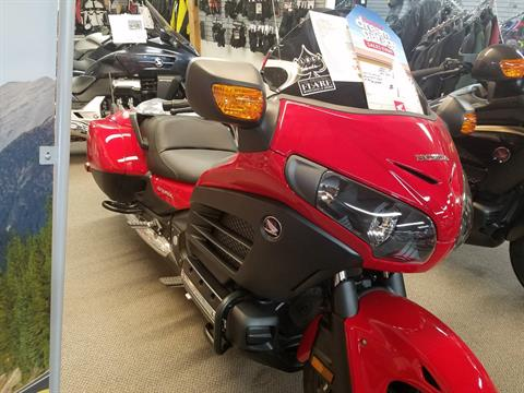 2013 Honda Gold Wing® F6B in Rhinelander, Wisconsin