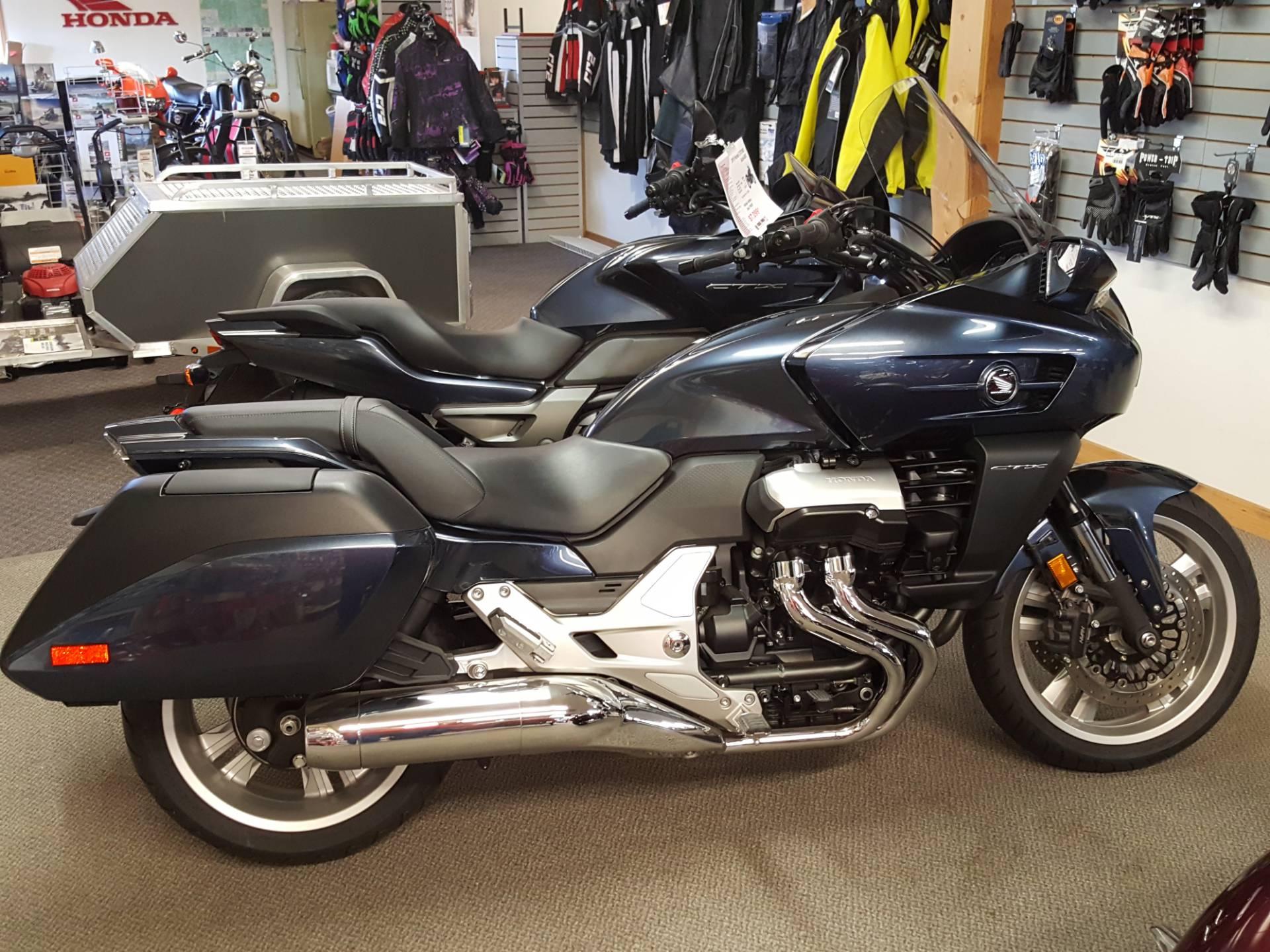 Used 2014 Honda CTX 1300 Motorcycles in Rhinelander WI