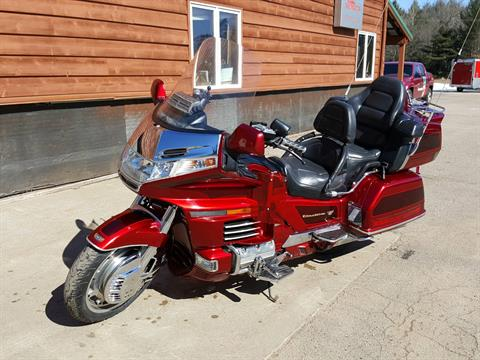 1998 Honda GOLDWING SE in Rhinelander, Wisconsin