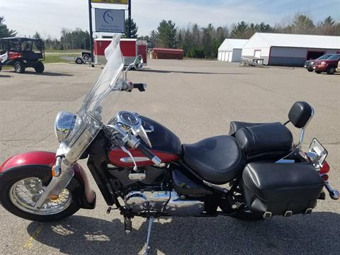 2001 Suzuki Intruder Volusia in Rhinelander, Wisconsin