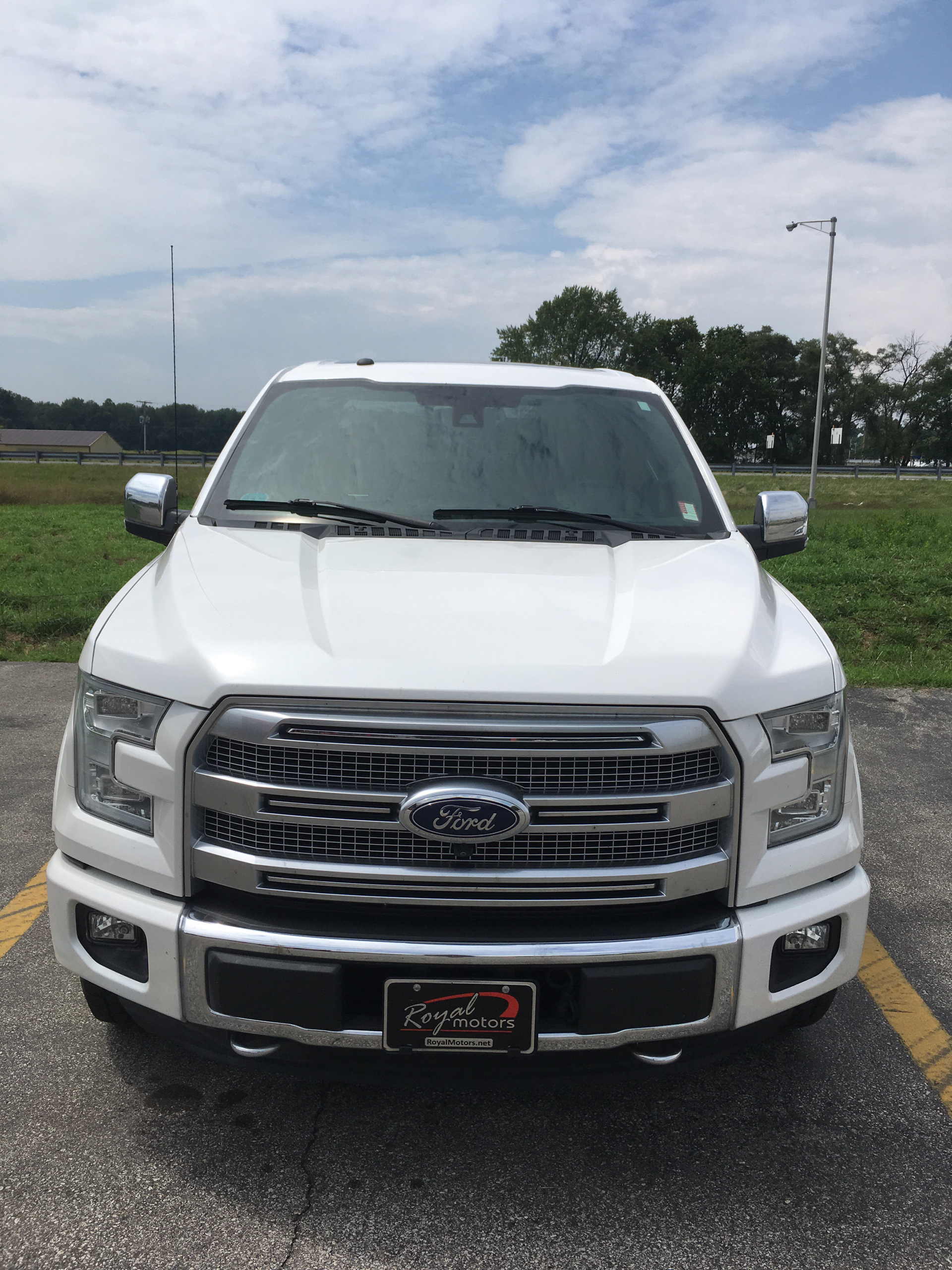 2016 ford ford f 150 crew cab 4wd in kendallville indiana