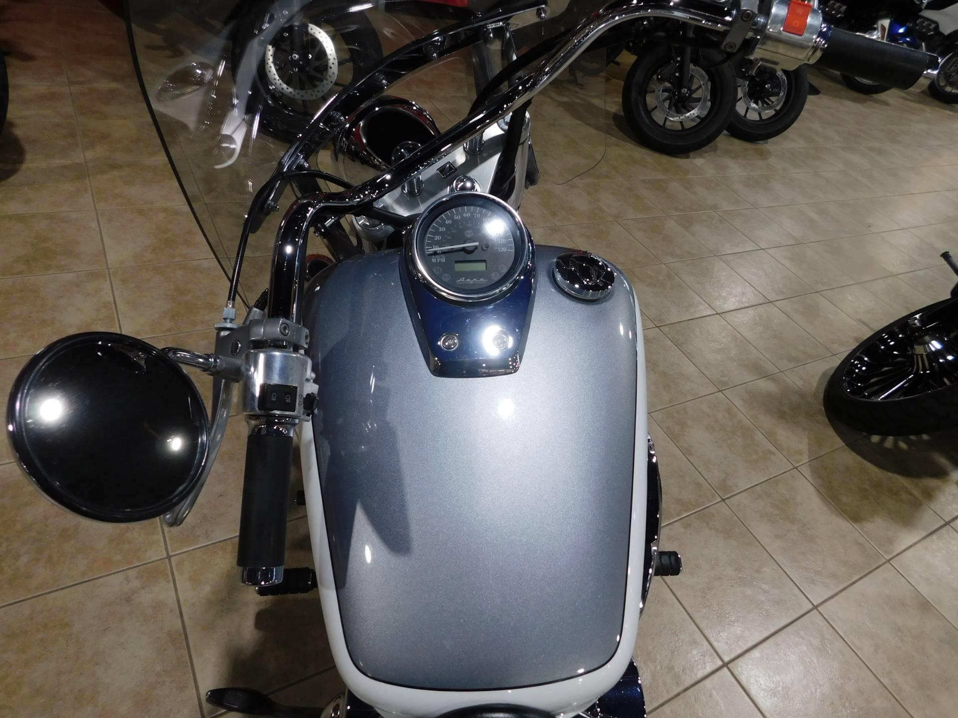 2005 Honda Shadow Aero® 750 in Kendallville, Indiana