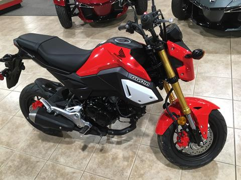 2019 Honda Grom in Kendallville, Indiana