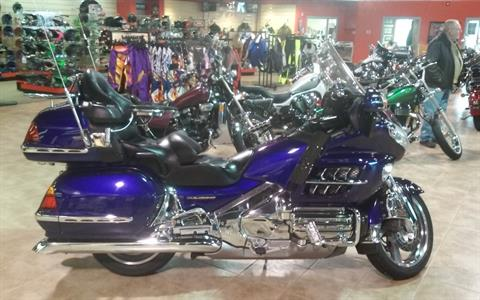 2002 Honda GL1800 GOLDWING in Kendallville, Indiana