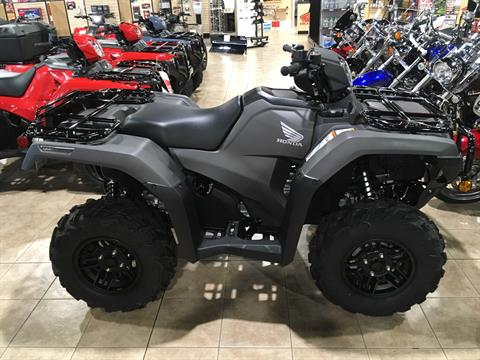 2019 Honda FourTrax Foreman Rubicon 4x4 Automatic DCT EPS Deluxe in Kendallville, Indiana