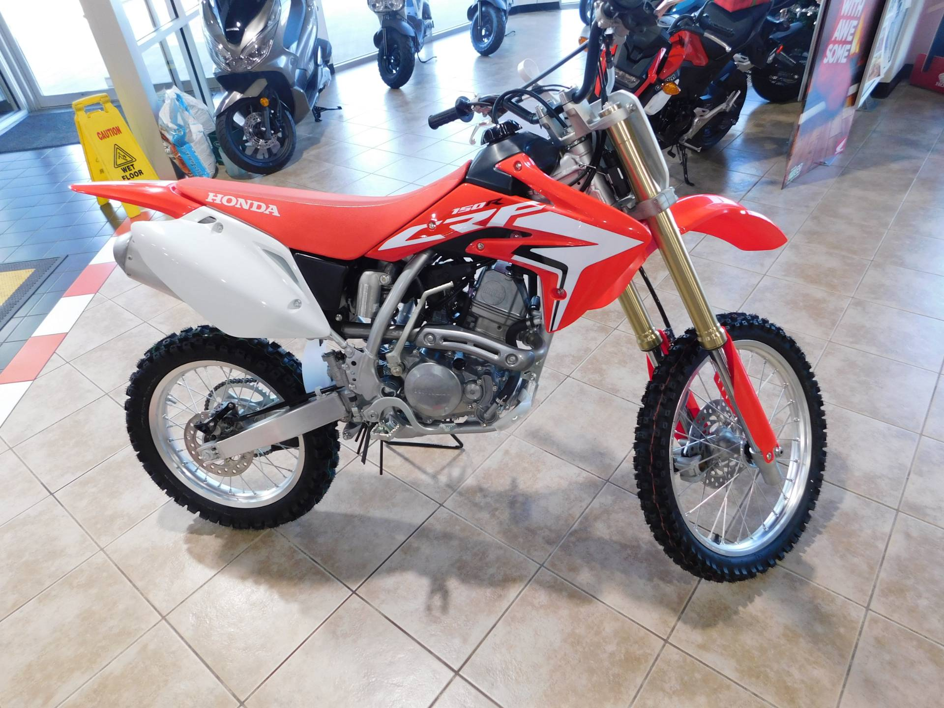 2019 Honda CRF150R Expert in Kendallville, Indiana