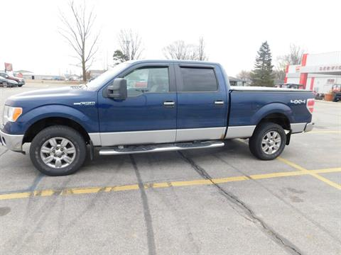 2009 Ford F-150XLT SUPER CREW CAB in Kendallville, Indiana