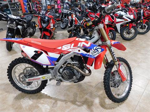 2017 Honda CRF450R in Kendallville, Indiana