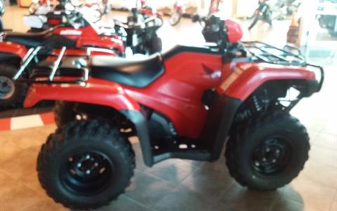 2017 Honda FourTrax Foreman 4x4 in Kendallville, Indiana