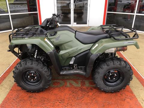 2017 Honda FourTrax Rancher 4x4 DCT IRS in Kendallville, Indiana