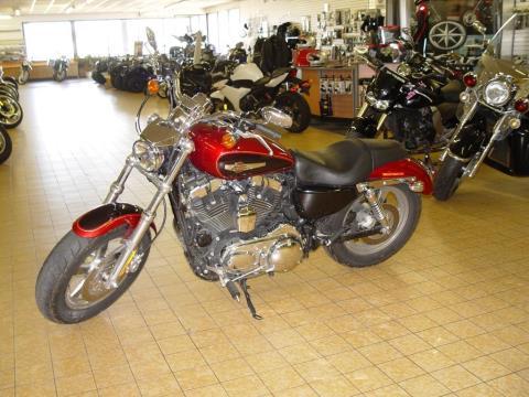 2012 Harley-Davidson Sportster® 1200 Custom in Effingham, Illinois