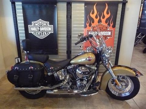 2017 Harley-Davidson Heritage Softail® Classic in Omaha, Nebraska