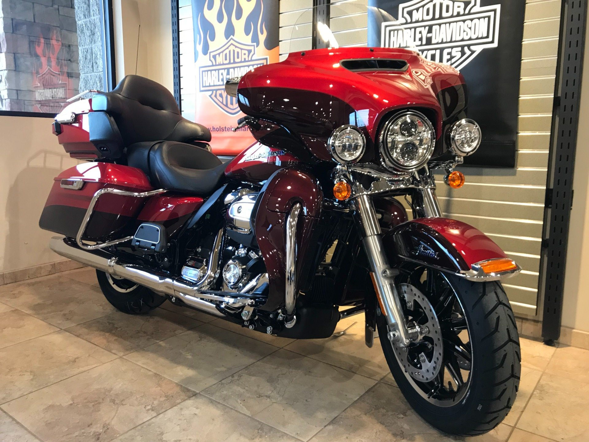 2018 Harley-Davidson Ultra Limited in Omaha, Nebraska