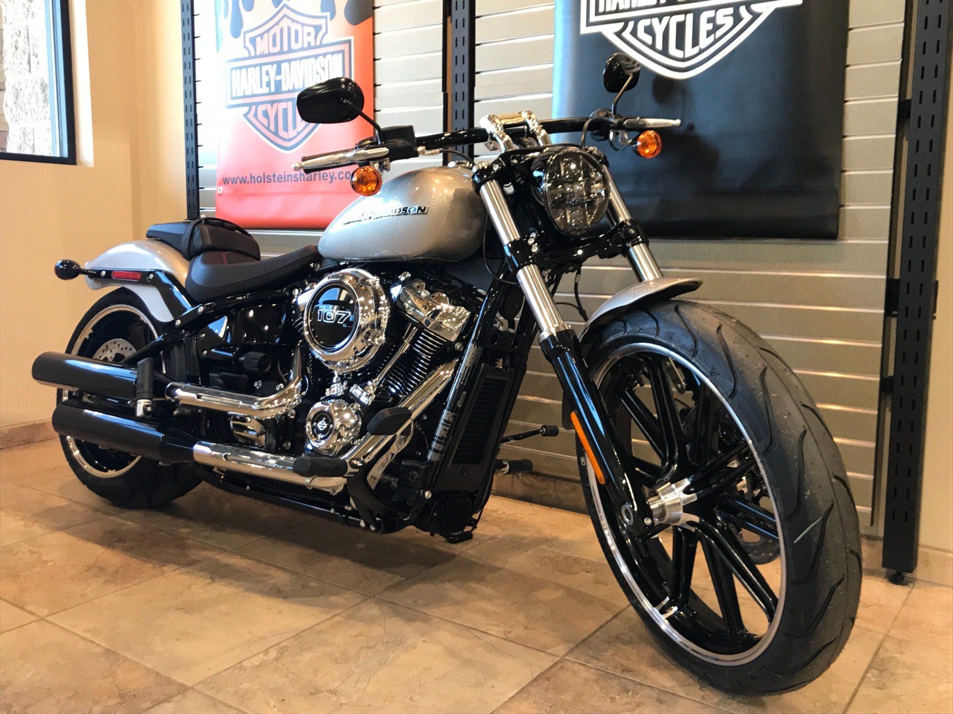 2018 Harley Davidson BreakoutR107 In Omaha Nebraska