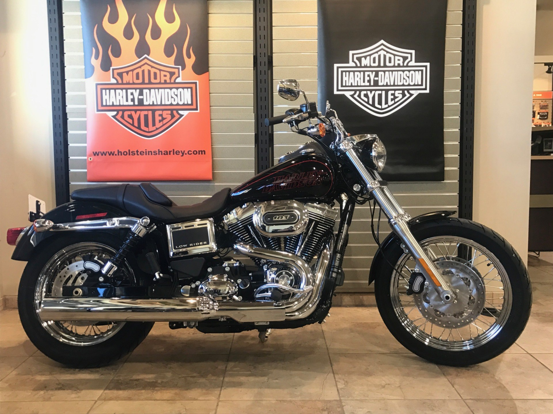 2017 Harley-Davidson Low Rider® in Omaha, Nebraska